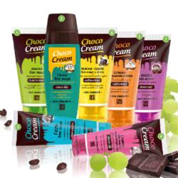 Choco Cream – косметика на основе какао