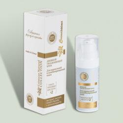 Дневной увлажняющий для нормальной и комбинированной кожи