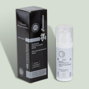 Ночной питательный крем для чувствительной кожи Cremissimo Collection с гиалуроновой кислотой