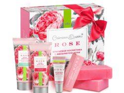 Crimean Queen ROSE Подарочный набор с абсолютом розы